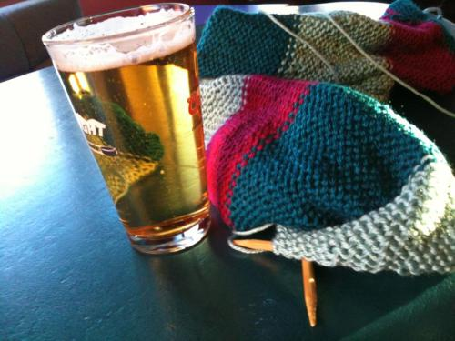 beer knit