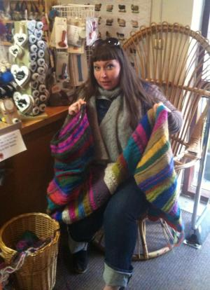 knit ice