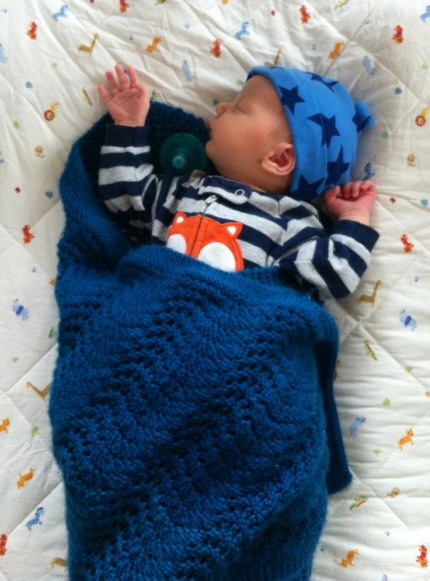 baby blanket | annie.crafty.pants
